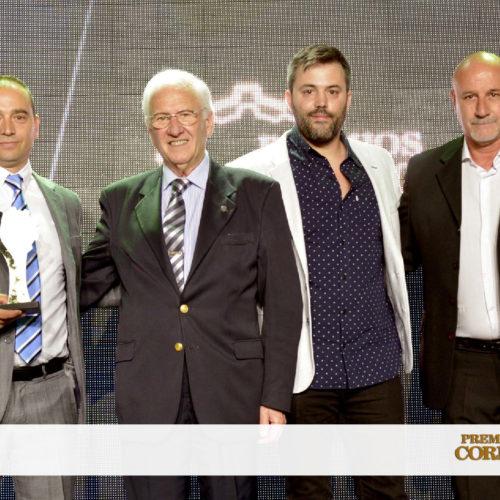Galardón Premios Corporación